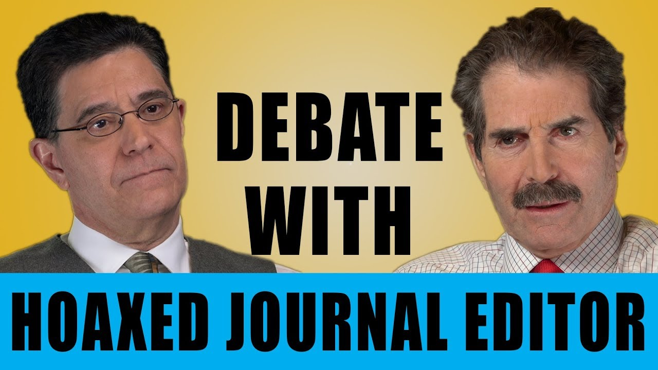 Debating A Hoaxed Journal Editor